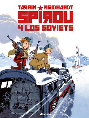 SPIROU Y LOS SOVIETS. SPIROU Y FANTASIO