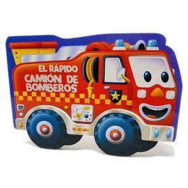 RAPIDO CAMION DE BOMBEROS, EL