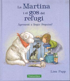 MARTINA I EL GOS DEL REFUGI, LA