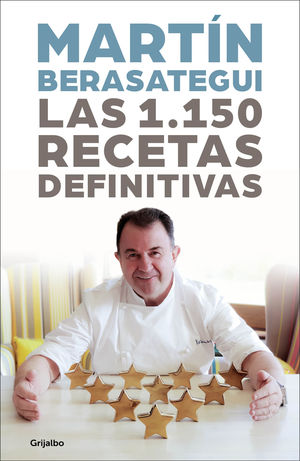 1150 RECETAS DEFINITIVAS, LAS - MARTÍN BERASATEGUI