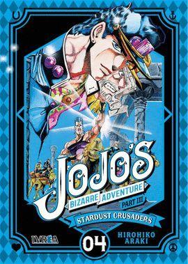 JOJO'S BIZARRE ADVENTURE PARTE 3 - STARDUST CRUSADERS 04