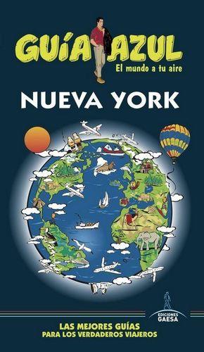 NUEVA YORK, GUIA AZUL