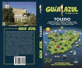 TOLEDO, GUIA AZUL