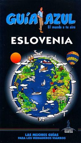 ESLOVENIA, GUIA AZUL
