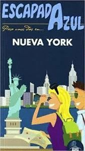 GUIA NUEVA YORK, ESCAPADA AZUL