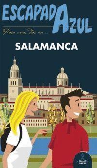 SALAMANCA, ESCAPADA AZUL