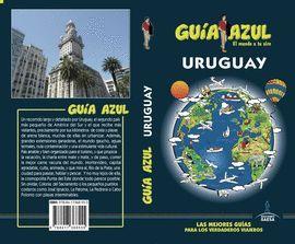 URUGUAY, GUIA AZUL