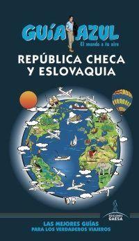 REP. CHECA Y ESLOVAQUIA, GUIA AZUL