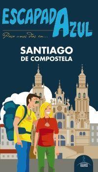SANTIAGO DE COMPOSTELA, ESCAPADA AZUL