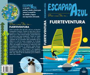 GUIA FUERTEVENTURA, ESCAPADA AZUL