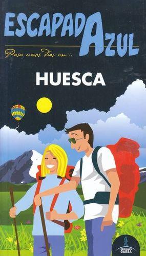 HUESCA, ESCAPADA AZUL