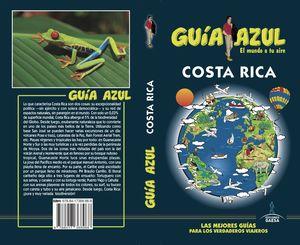 COSTA RICA, GUIA AZUL