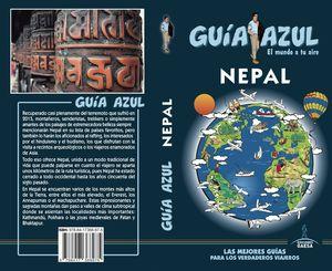 NEPAL, GUIA AZUL