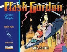 FLASH GORDON: KANG, EL CRUEL