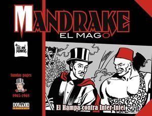 MANDRAKE EL MAGO, 1965-1968