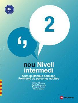 NOU NIVELL INTERMEDI 2 + QUADERN D'ACTIVITATS