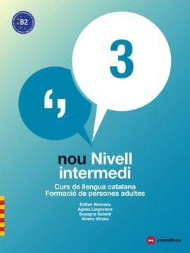 NOU NIVELL INTERMEDI 3 + QUADERN D'ACTIVITATS
