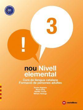 NOU NIVELL ELEMENTAL 3