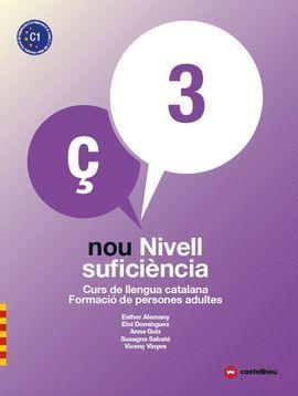 NOU NIVELL SUFICIÈNCIA 3 + QUADERN D'ACTIVITATS