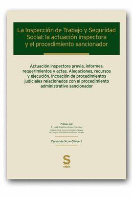 INSPECCIÓN DE TRABAJO Y SEGURIDAD SOCIAL, LA