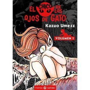 EL CHICO DE LOS OJOS DE GATO 1