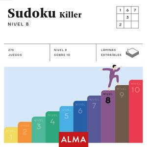 SUDOKU KILLER. NIVEL 9