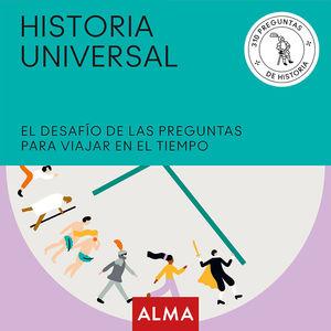 HISTORIA UNIVERSAL - 310 PREGUNTAS DE HISTORIA