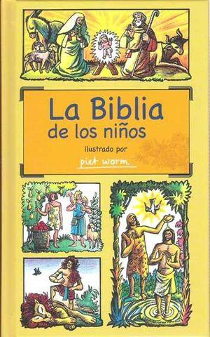 BIBLIA DE LOS NIÑOS, LA