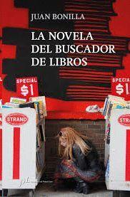 NOVELA DEL BUSCADOR DE LIBROS, LA