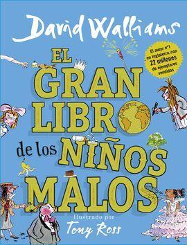 GRAN LIBRO DE LOS NIÑOS MALOS, EL