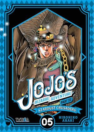 JOJO'S BIZARRE ADVENTURE PARTE 3 - STARDUST CRUSADERS 05