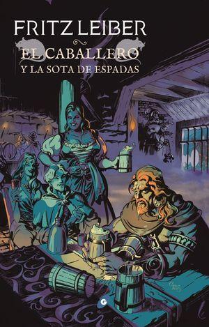 CABALLERO Y LA SOTA DE ESPADAS, EL