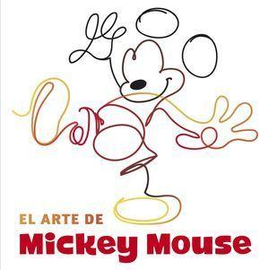 ARTE DE MICKEY MOUSE, EL