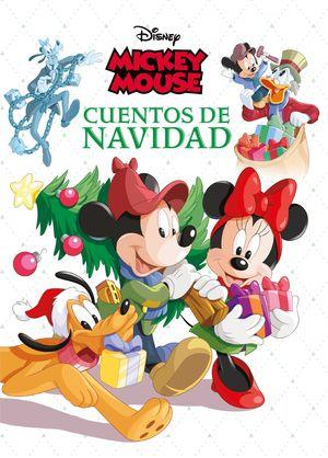 MICKEY MOUSE. CUENTOS DE NAVIDAD