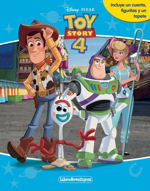 TOY STORY 4 - LIBROAVENTURAS