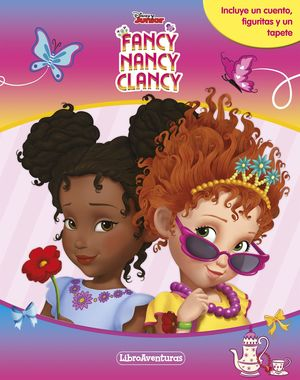 FANCY NANCY CLANCY - LIBROAVENTURAS