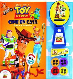 TOY STORY 4 - CINE EN CASA