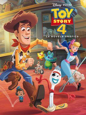 TOY STORY 4 - LA NOVELA GRÁFICA