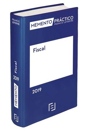 MEMENTO PRÁCTICO FISCAL 2019