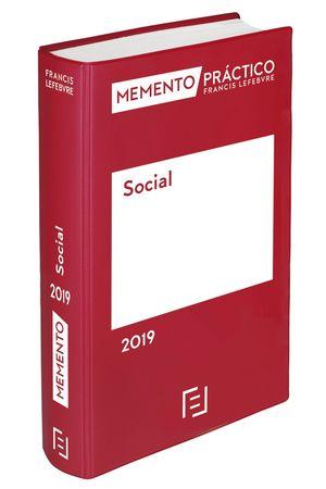 MEMENTO PRACTICO SOCIAL 2019