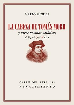 CABEZA DE TOMÁS MORO, LA