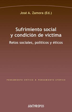 SUFRIMIENTO SOCIAL Y CONDICIÓN DE VÍCTIMA