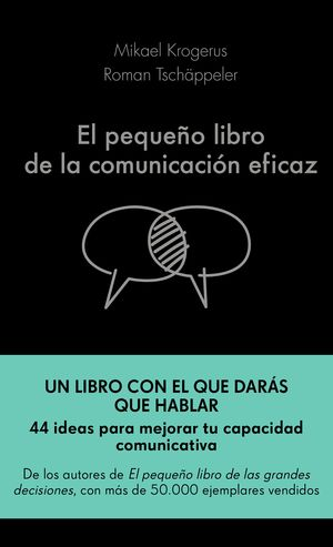PEQUEÑO LIBRO DE LA COMUNICACIÓN EFICAZ, EL