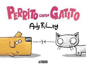 PERRITO CONTRA GATITO