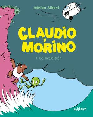 CLAUDIO Y MORINO 01. LA MALDICIÓN