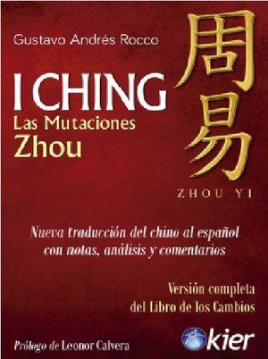 I CHING LAS MUTACIONES ZHOU