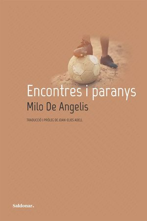 ENCONTRES I PARANYS