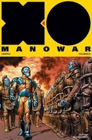 X-O MANOWAR VOL. 2 VALIANT X-O