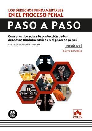 DERECHOS FUNDAMENTALES EN EL PROCESO PENAL, LOS. PASO A PASO
