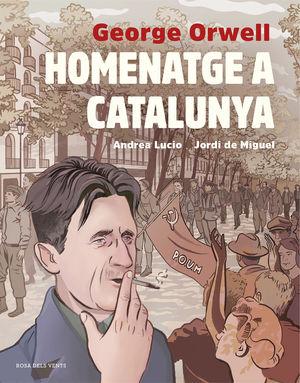 HOMENATGE A CATALUNYA - CÒMIC